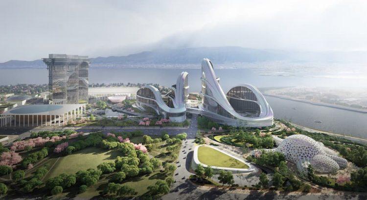 Melco resort japon projet